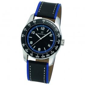 "Armbanduhr ""Tenero blau"""