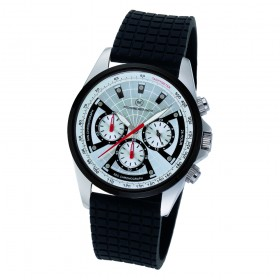 """Chronograph """"Odeon SP silber"""""""