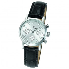 "Chronograph ""Nevada Damen silber"""