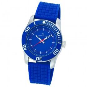 """Armbanduhr """"Challenge blau"""""""