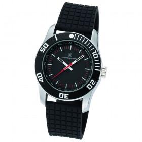 """Armbanduhr """"Challenge schwarz"""""""