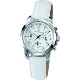 "Chronograph ""Kentucky light Damen silber"""