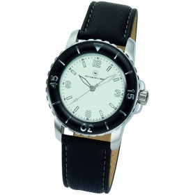 "Armbanduhr ""Spectra weiß/schwarz"""