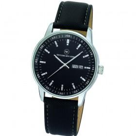 """Armbanduhr """"Leonis schwarz"""""""