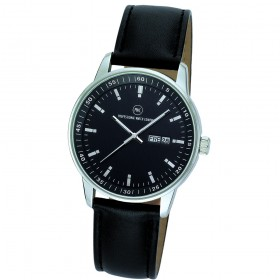 "Armbanduhr ""Leonis L schwarz"""