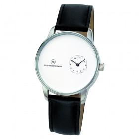 "Armbanduhr ""Creative L schwarz"""