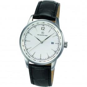 "Armbanduhr ""Polaris L schwarz"""