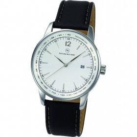 """Armbanduhr """"Polaris schwarz"""""""