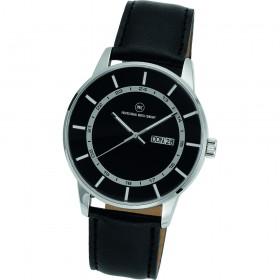 "Armbanduhr ""Vectory Classic schwarz/silber"""