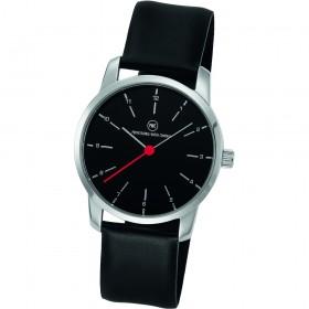 "Armbanduhr ""Prime schwarz/rot"""
