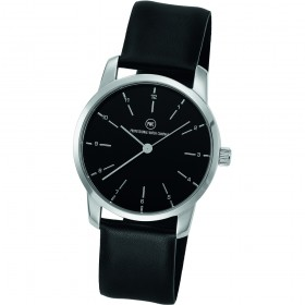 "Armbanduhr ""Prime schwarz/silber"""