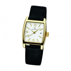"Armbanduhr ""Anniverse Datum Damen gold"""