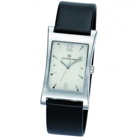 "Edelstahl-Armbanduhr ""Tagus silber"""