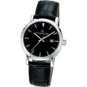 """Armbanduhr """"Primo schwarz"""""""