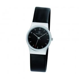 """Armbanduhr """"Integrale Damen schwarz"""""""
