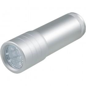 "LED Leuchte ""Matrix II silber"""