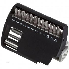 """Bit-Set mit magnetischem Bithalter """"Bit Case 15 HC"""""""