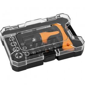 "Bit-Set ""Forte T-Driver 24 HC orange"""