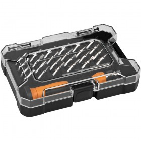 "Feinbit-Set ""Forte Precision 26 HC orange"""