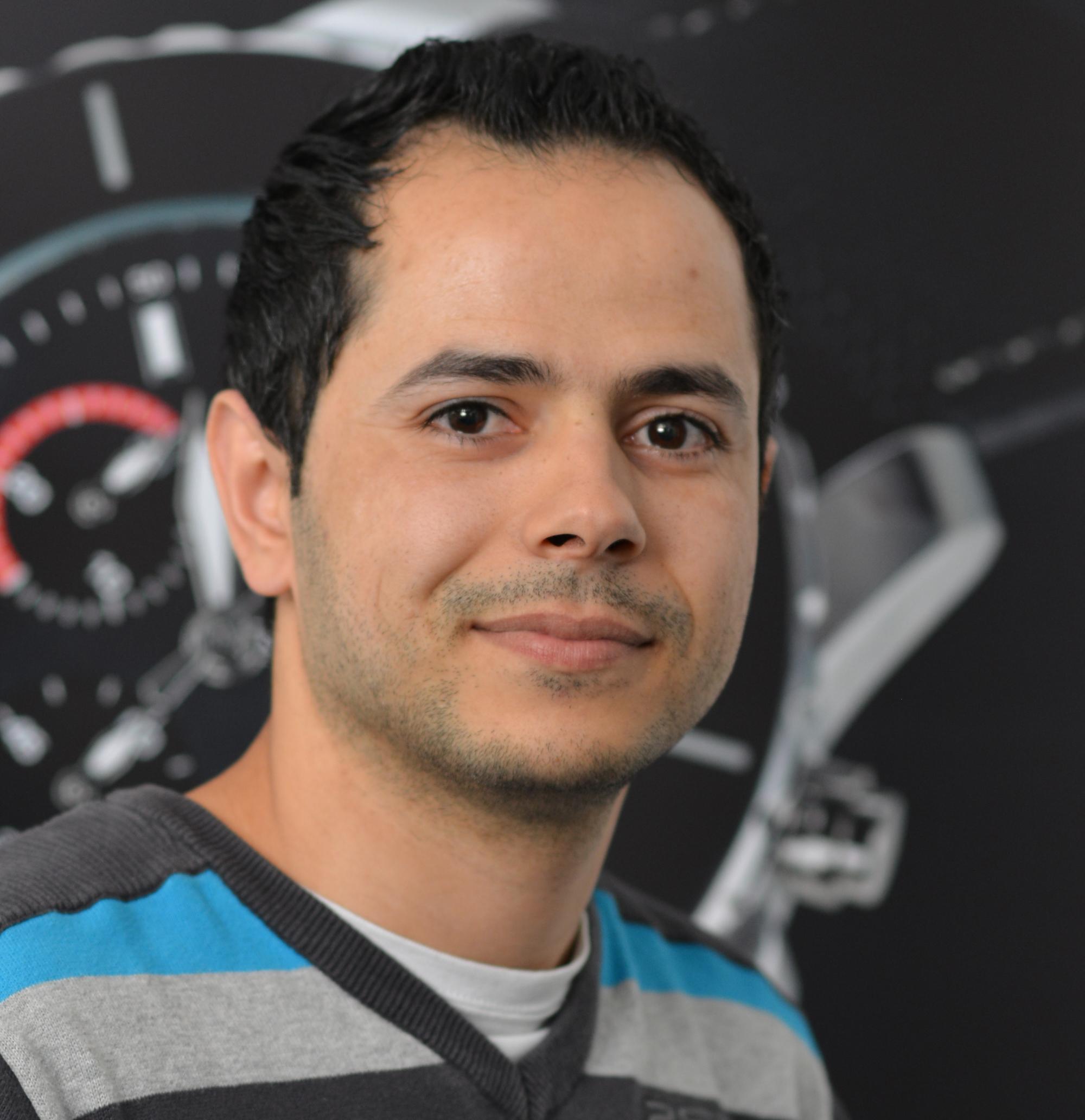 Ahmed Rabbech